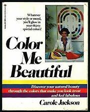 Color Me Beautiful Paperback Carole Jackson