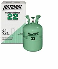 Refrigerant R22  SEALED 30 lb Freon R-22 NATIONAL VIRGIN FAST SAME DAY SHIPPING