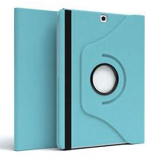 """Para Samsung Galaxy Tab s2 8.0"""" funda protectora Tablet bolsa estuche 360 grados azul claro"""