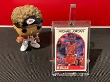 1988-89 NBA Hoops Michael Jordan #200 Chicago Bulls!