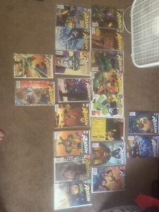 Lot Of  20! DC Comics Staring Robin Vintage Comics & Graphic Novels