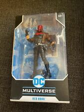 "RED HOOD McFarlane Toys DC Multiverse 7"" action figure New"
