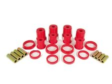 84-01 Jeep Cherokee XJ Front Control Arm Bushing Kit Red Poly Prothane 1-202