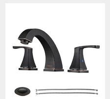 PARLOS two-handle lavatory faucet