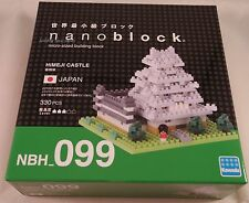Kawada Nanoblock HIMEJI CASTLE Showplace in JAPAN building toy block NBH_099