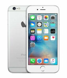 Refurbished Apple iPhone 6 128GB - Silver - Unlocked