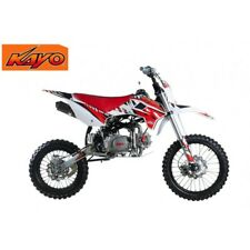 "Pit Bike KRZ 125cc KAYO Cerchio 14""-12"" Cross Racing 4 Tempi moto cross benzina"