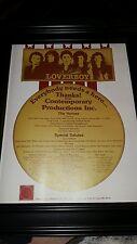Loverboy Contemporary Productions Rare Original Promo Poster Ad Framed!