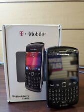 BlackBerry Curve 9360 - Black (T-Mobile) Smartphone
