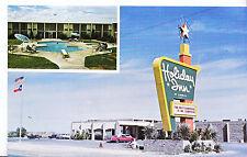 America Postcard - Holiday Inn - Pecos - Texas   A9723