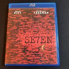 Se7en Blu-ray 2011, Seven, Like-New