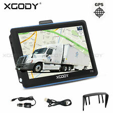 """XGODY 718 7"""" Inch Car & Truck GPS Navigation System 8GB for US Canada Mexico"""