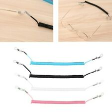 Elastic Spring Eyeglass Strap Chain Anti-slip Eyewear Cord Holder Lanyard Sports
