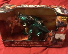 M.A.R.S. Berserker Dragon with Action Figure-Orange