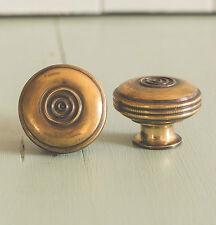 Regency Bloxwich Large Cabinet Knob - Brass