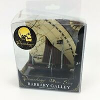 Pirateology Barbary Galley Mini Ship Figure Model Toy