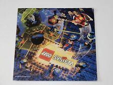 VINTAGE LEGO 1997 CATALOG FOLDER 'SYSTEM'
