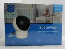 Eufy - SpaceView Baby Monitor Add-On Camera Only - Standard/Wide Angle Lens - Hd