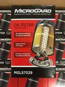 Case of 12 Microgard MGL57029 Engine Oil Filters NEW! FREE SHIP!