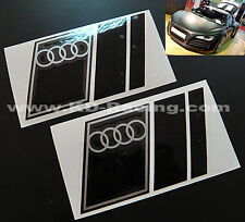 Audi Sport Tuning Stickers Decals FREE SHIPPING x 2