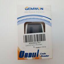 GEMWON OBD2 Scanner Bluetooth OBDII Code Reader 4.0 Car Diagnostic Scan Tool
