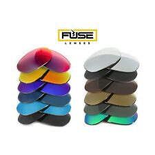 Fuse Lenses Non-Polarized Replacement Lenses for Ray-Ban RB3162 Sleek (52mm)