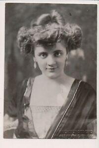 Vintage Photo de Presse Fannie Mclittle De NEWPORT Heiress Mondaine