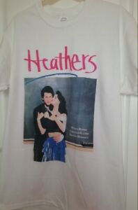 Heathers Film T Shirt Winona Ryder Christian Slater Cult 80s Movie Clueless R368