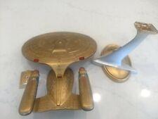 93 Playmates Star Trek TNG Gold  Anniversary  USS Enterprise works