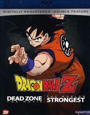 Dragon Ball Z: Movie 1 & 2 [New Blu-ray]
