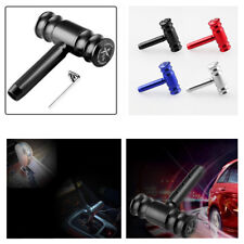 New Hammer type Aluminum Automatic Manual Gear Stick Shift Lever Knob Shifter