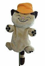 Wiltys Cat Novelty Golf Club Head cover for Driver 1 wood 460cc oversize head