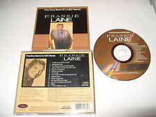 Frankie Laine the very best of abc years 14 track cd 1996 Near Mint Condition