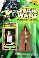 Star Wars Power of the Jedi Obi-Wan-Kenobi Action Figure New in Star Case