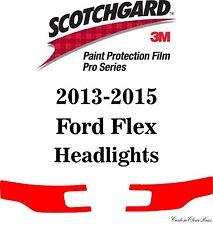 3M Scotchgard Paint Protection Film Pro Series Pre-Cut 2013 2014 2015 Ford Flex