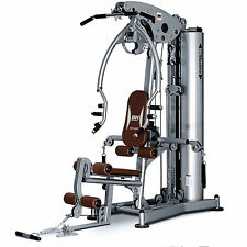 BH Fitness TT Maxima Home Multi Gym with Adjustable Chest Press and Lat Pulldown