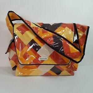 Fleurville MotherShip Diaper Bag Baby Travel Essential Modern Parents Geometric