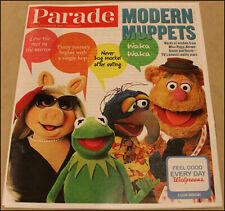 9/20/2015 Parade Newspaper Magazine The Muppets TV Show Kermit Fozzie Gonzo
