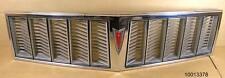 1981 Pontiac Phoenix Radiator Grill Good Used, 10013378
