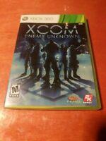 XCOM Enemy Unknown Microsoft Xbox 360 2K , Firaxis