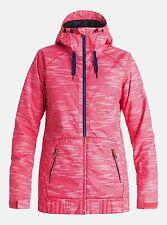 ROXY Women's VALLEY HOODIE Snow Jacket - MLR7 - Size Small  - NWT