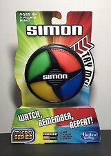 Simon Micro Series Game By Hasbro 2013 - Brand New