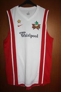 Maglia Shirt Trikot Jersey Pallacanestro Varese Whirlpool Basket 05 06 07 Nike
