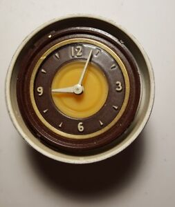 "1941 LINCOLN CONTINENTAL & LINCOLN & ZEPHYR ORIGINAL DASHBOARD CLOCK ""WORKS""!"