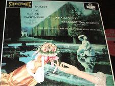 LONDON FFSS STEREO BB CS-6066  LP Mozart Eine Kleine Georg Solti