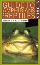 A Guide to Amphibians and Reptiles by Thomas F. Tyning (1990 Paperback) HH1964