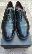 Allen Edmonds Park Avenue Black 9D  $425 USA 2nds Beautiful