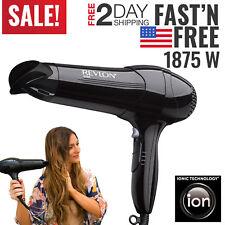Hair Dryer Blow Dryer Womens Revlon Professional Blower Beauty Best Ionic Salon