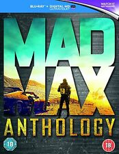 Mad Max Anthology (Blu-ray - Boxset)