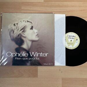 Ophélie Winter - Rien Que Pour Lui - Maxi 45t- 1996 - Pop